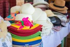 Deposito del cappello Fotografia Stock