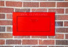 Deposito del libro Fotografia Stock Libera da Diritti