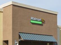 Deposito del mercato della vicinanza di Walmart Fotografia Stock
