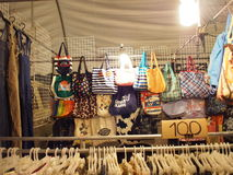 Deposito della borsa, Tailandia Immagine Stock