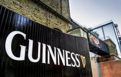 Guinness immagine stock