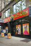Deposito di Halloween Fotografie Stock