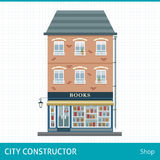 Deposito di libro illustrazione vettoriale