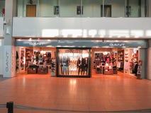 Deposito di marca di Gant a Amburgo Fotografie Stock Libere da Diritti