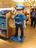 Deposito di marca di Playmobil a Amburgo Fotografie Stock