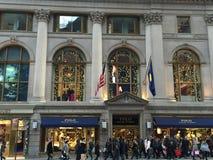 Deposito di Ralph Lauren a New York Immagine Stock