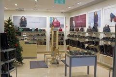 Deposito di scarpe di lusso della raccolta di TJ Immagine Stock