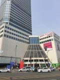 Deposito esente da dazio di Doota, Seoul immagini stock libere da diritti