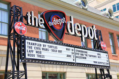 The Depot Stock Photography