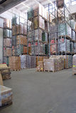 Depot Royalty-vrije Stock Foto