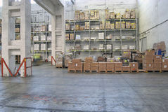Depot Stock Afbeelding