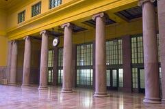 Depot Columns Royalty Free Stock Photo