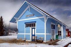 Depot Jefferson-Kolorado Stockfotos