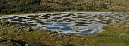 depozytu punkt jeziorny kopalny Obrazy Stock