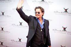 depp johnny Royaltyfri Bild