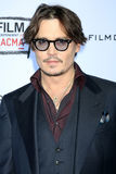 depp johnny royaltyfria foton