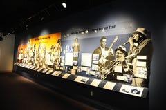 Deppigheter ställer ut på det kulturella museet för deltan, Helena Arkansas Royaltyfria Bilder