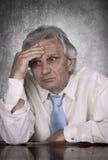 Depresion Fotografia de Stock