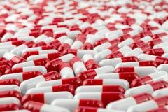 Depresja leków na receptę traktowanie obrazy stock