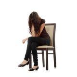 depresji kobieta obrazy royalty free