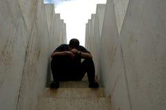 Depressão Imagem de Stock Royalty Free