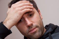 Depressed Stock Photography