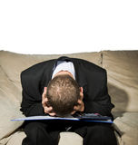 Depressed Royalty Free Stock Images