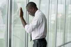 Depressed Businessman Stock Photos
