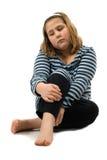 Depressed Child Stock Image
