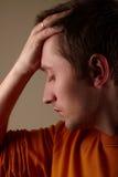 Depressed Man Stock Photos