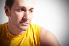 Depressed man Royalty Free Stock Image