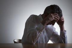 Depressed Royalty Free Stock Image