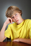 Depressed Teen Royalty Free Stock Photos