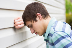Depressed Teen Stock Photos
