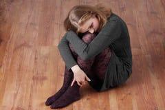 depression 免版税库存图片