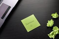 depression   fotos de stock royalty free