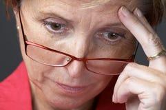 depression Στοκ φωτογραφίες με δικαίωμα ελεύθερης χρήσης