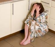 depression Στοκ φωτογραφία με δικαίωμα ελεύθερης χρήσης
