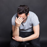 Depression Stock Photography