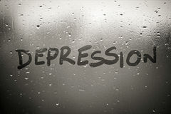 Depression Stock Images