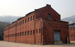 Deprimerende gevangenis Royalty-vrije Stock Foto