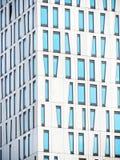 Deprimerende moderne architectuur Huis in Den Haag Royalty-vrije Stock Foto