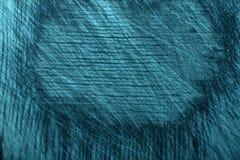 Deprimierender blauer hölzerner Hintergrund Stockfotos