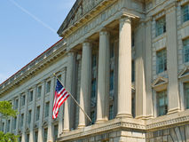 Dept of Commerce Building Royalty Free Stock Photos