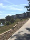 Deptaka San Antonio rzeka Zdjęcia Stock