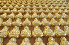 The depth of buddha image Stock Photo