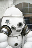 Depth Diving Suite Stock Photography