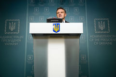 Deputy Head of the Presidential Administration of Ukraine Dmytro Royalty Free Stock Images