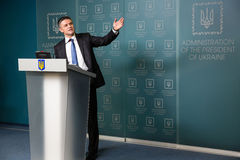 Deputy Head of the Presidential Administration of Ukraine Dmytro Stock Image