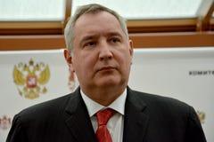 Deputy Prime Minister of Russia, Dmitry Rogozin. Suzdal, Russian Federation. November 3rd 2016 - Deputy Prime Minister of Russia, Dmitry Rogozin Stock Photography